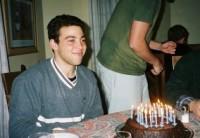 Ofer, le jour de son anniversaire