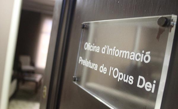 Opus Dei - Una oficina de comunicació per a Catalunya i Andorra