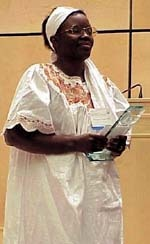 Margaret Ogola, lekarz pediatra