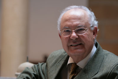 José María Pardo is an architect in Jaén.