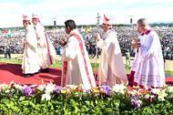 Pueblo Mapuche y llamado a la unidad marcan homilía de Papa Francisco en La Araucanía