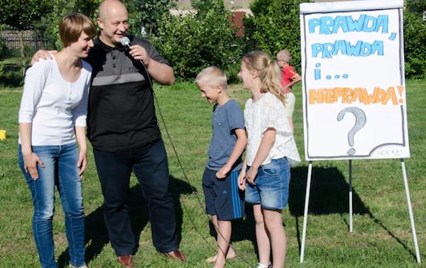 Opus Dei - Szkoła letnia dla rodziców, którzy chcą więcej