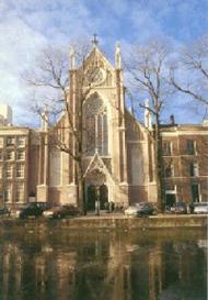 Drukke Kerstmis in Amsterdamse binnenstad
