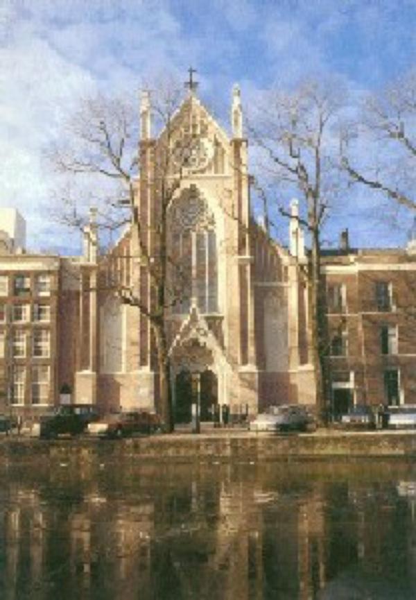 Primera procesión del Corpus Christi en Amsterdam desde 1578