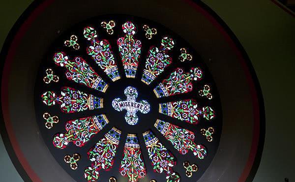 Recessos a l'Església de Santa Maria de Montalegre