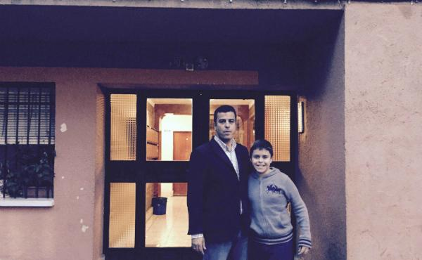 Padres-hijos: solidaridad a dúo
