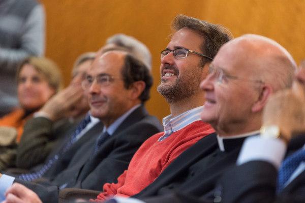 Fazio insistiu no compromisso do cristão do século XXI de levar avante a sociedade