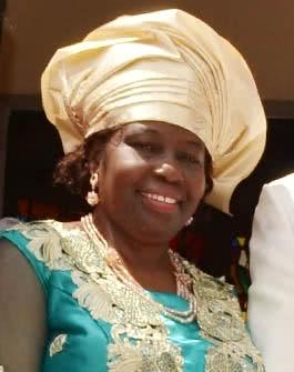 Dr (Mrs.) Victoria Okafor