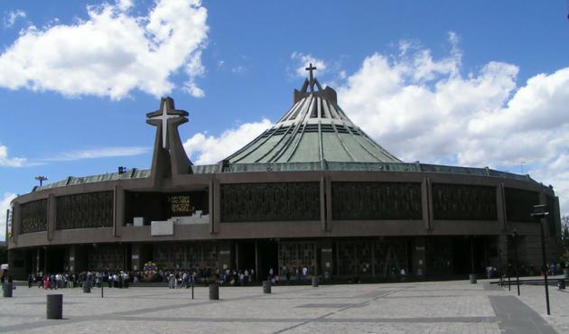 Basilica di Nostra Signora di Guadalupe a Città del Messico