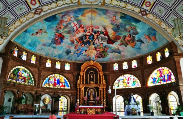 June 26, 2019. 6:00 pm. Our Lady of the Pillar Parish, Canciller Avenue, Cauayan City. Bishop William David Antonio (Ilagan)
