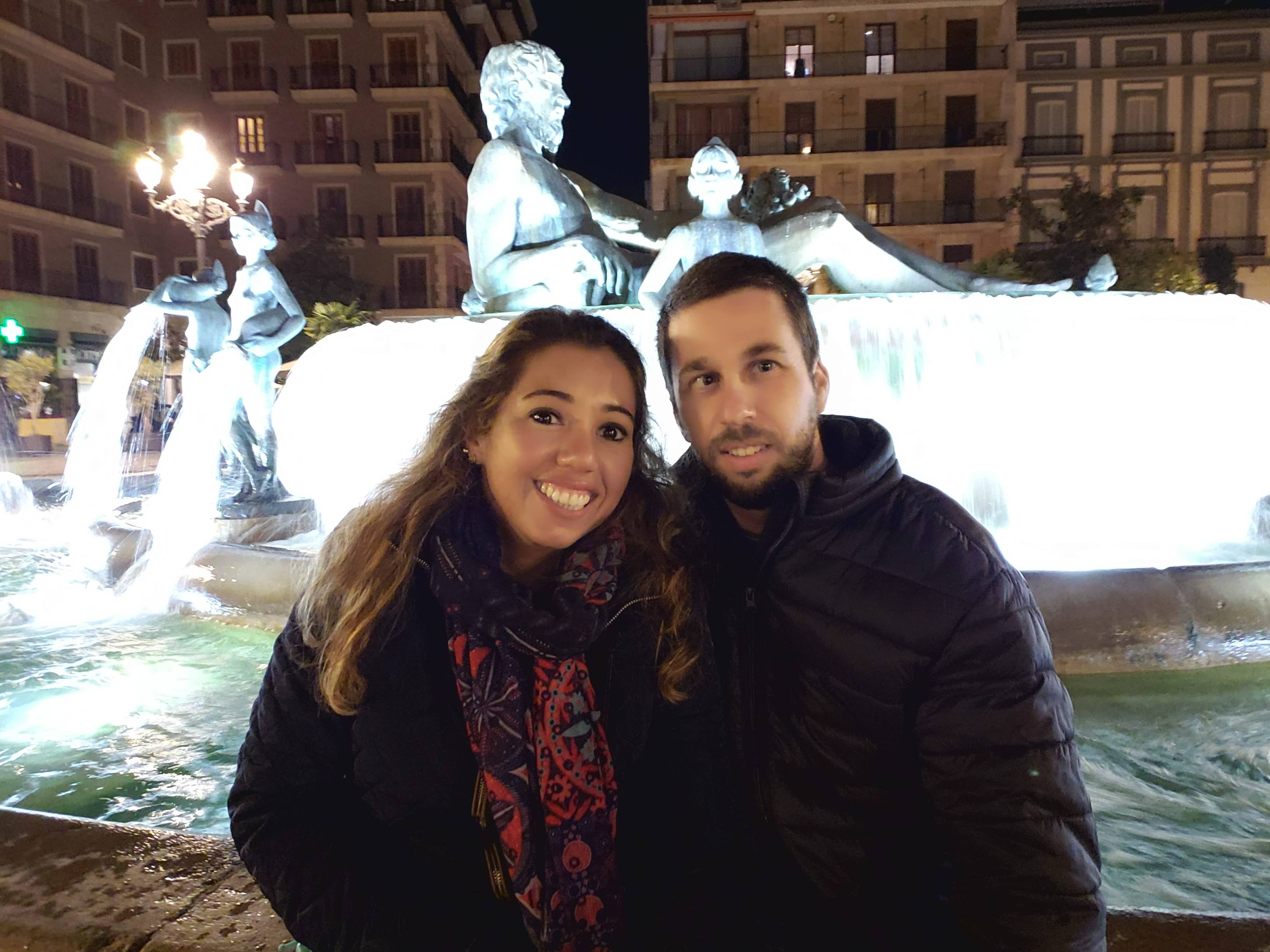Marijose y Javier