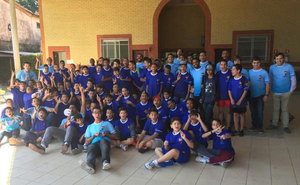 El VEPinho se ha convertido en un proyecto de refuerzo escolar, independiente del CEAP, que acoge a 100 alumnos.