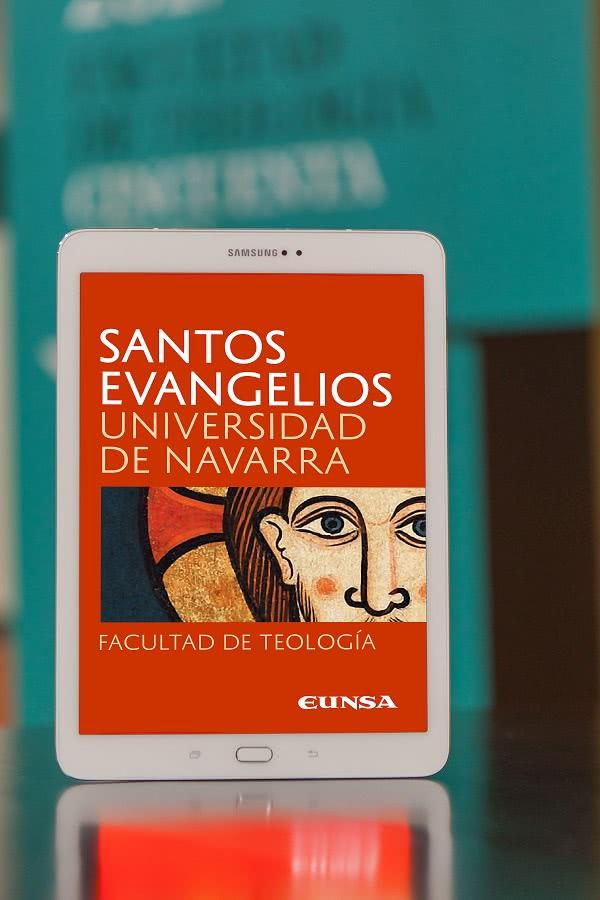 Esta edición de los Evangelios está disponible en versión española y latinoamericana.