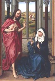 Rogier van der Weyden (1445, Pinacothèque de Berlin)