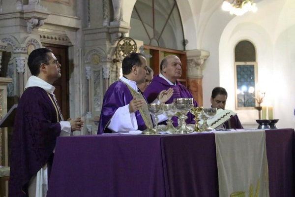 Opus Dei - En Uruguay se celebró Misa en sufragio por el alma del Prelado del Opus Dei