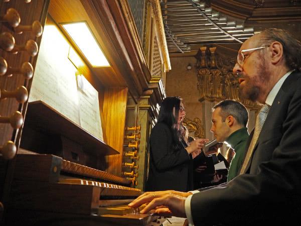 La Misa estrenada este martes es fruto en buena parte de la admiración y afecto de Miguel del Barco hacia san Josemaría.