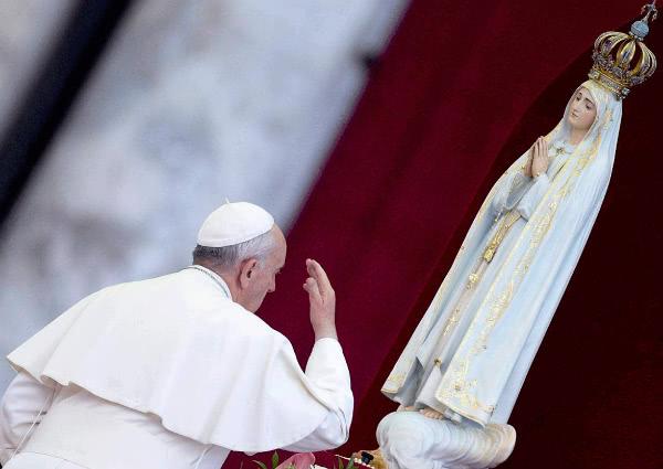 En mayo de 2017 celebramos el centenario de las apariciones de la Virgen de Fátima, una advocación esencial en la historia de la unidad de los cristianos.