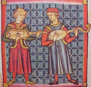 guitare latine et moresque. auteur anonyme