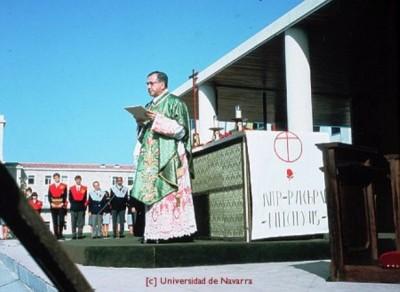 Püha Josemaría Navarra Ülikoolis