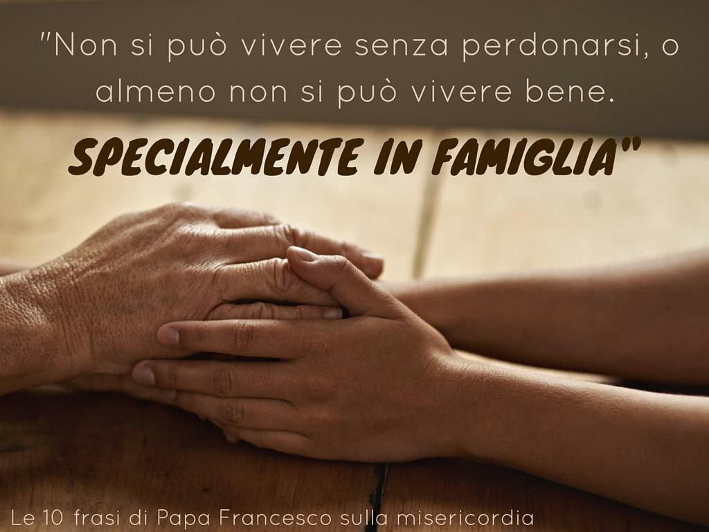 Favorito 10 frasi di Papa Francesco sulla misericordia - Opus Dei NV21