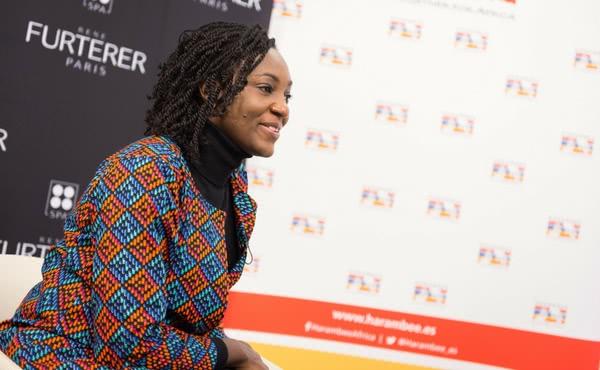 Ebele Okoye, premio Harambee 2018.