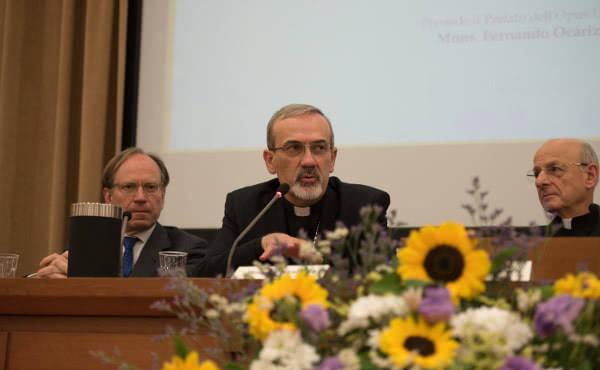 Mons. Pizzaballa, administrador apostólico del Patriarcado Latino de Jerusalén.