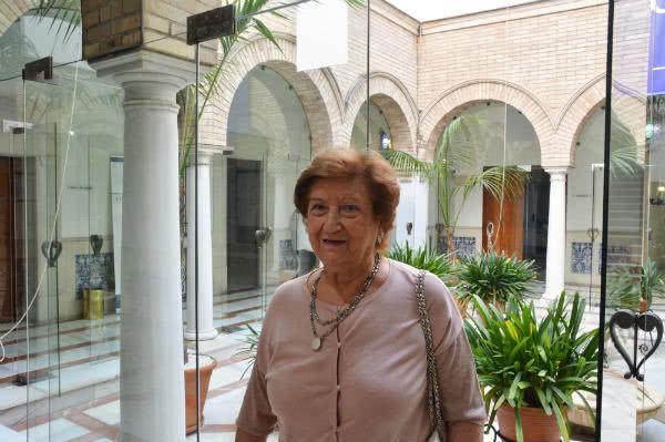 Loli Naz, antigua gerente y profesora de Zalima, que vivió aquellos primeros momentos.