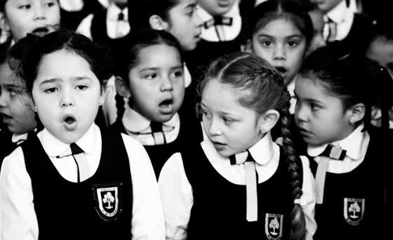 Del Colegio Almendral ya han egresado 280 jóvenes.