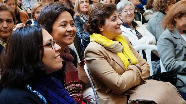 Encuentro con el Prelado del Opus Dei en Valencia.
