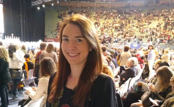 Nina, de Croacia, tiene devoción a Guadalupe