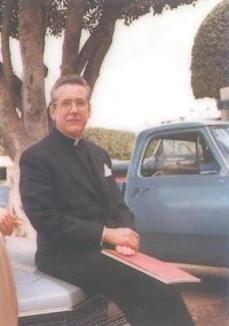 D. Pedro Casciaro in Nairobi 1958 or 1960