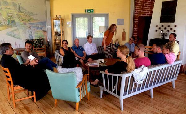 Opus Dei - Familjeläger på Bökebäck