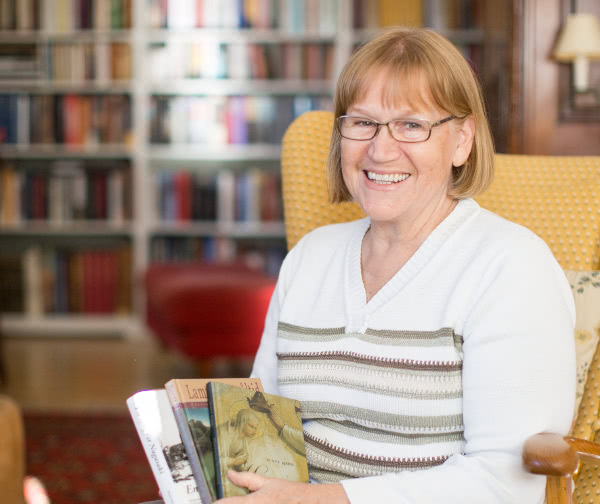 Birgitta, mujer de Ulf Ekman.