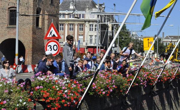 De Leadership Exchange op bezoek in Den Haag.