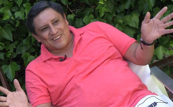 Rafael Vaca acudió en ayuda de la familia Villa Corta.