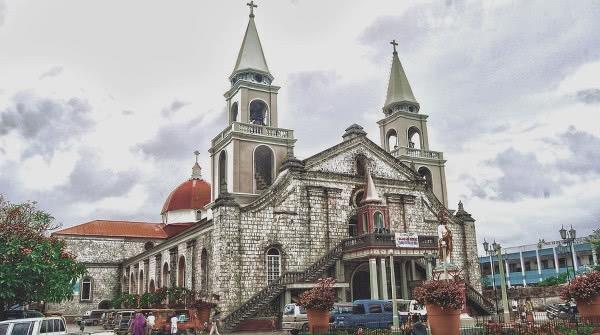 June 26, 2019. 6:15 pm. Jaro Metropolitan Cathedral. Archbishop Jose Romeo Lazo (Jaro)