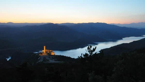 Santuario de Torreciudad. Foto: rutadesanjosemaria.es