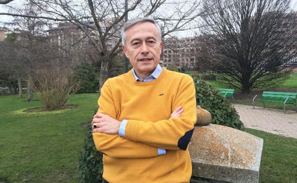 Javier Pérez (Jimena, 1963).