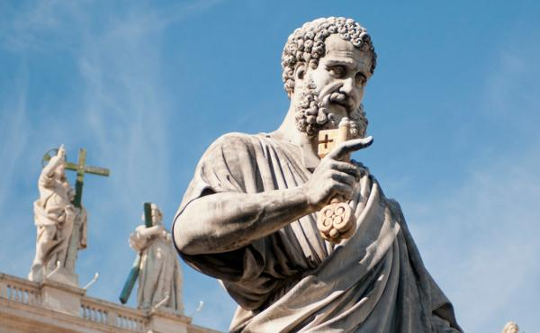 Examples of Faith (VII): Saint Peter