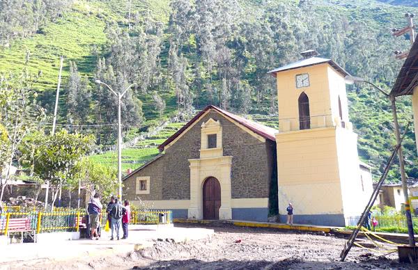 Iglesia de Yauyos