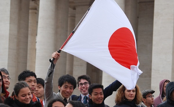 "Opus Dei - ""I want to make a lot of Japanese friends"""