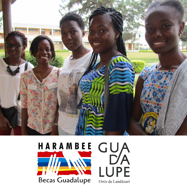 Las becas Guadalupe irán destinadas a mujeres africanas que quieran formarse en carreras científicas.