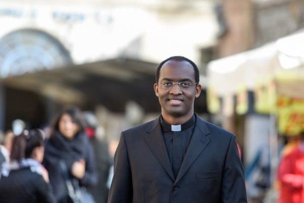 Fr. Frederick Oraegbu