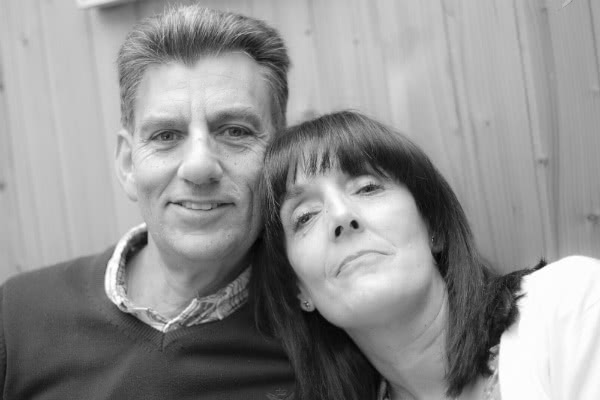 Su marido, al que al final contó su conversión, estuvo un tiempo riéndose. Pero luego empezó a acompañarla los domingos.