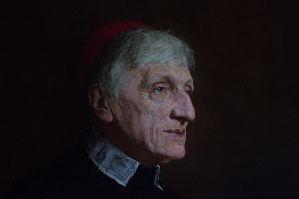 Retrato de John Henry Newman, Oratório de Birmingham © Mazur / catholicnews.org.uk
