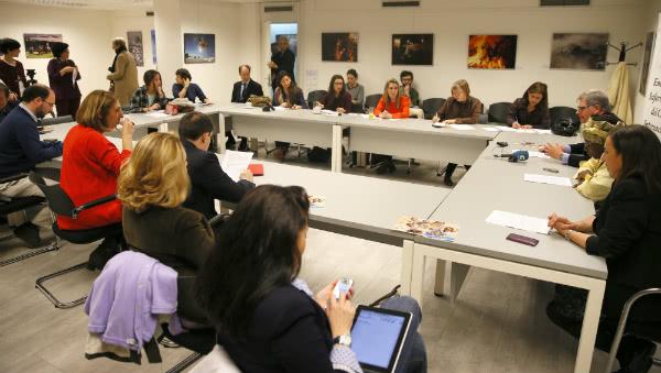 Harambee reunió a un buen número de medios informativos. Foto: Opus Dei (Information Office)