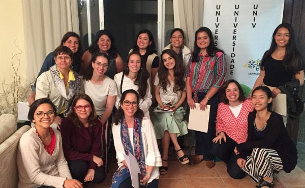 Jovens da cidade de Campinas também quiseram prestigiar o evento em São Paulo.