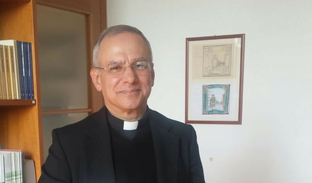 Father Javier López Diaz