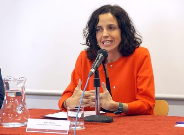 "María Villarino resaltó que a la futura beata ""le tocó muchas veces ser la primera"". Fotografías: @ppereztome"