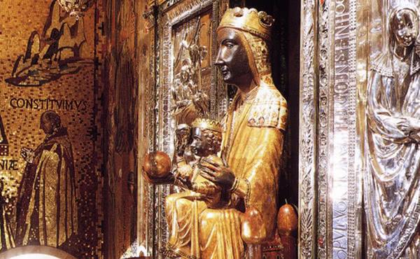 Opus Dei - El romiatge de maig. Llocs on fer-lo